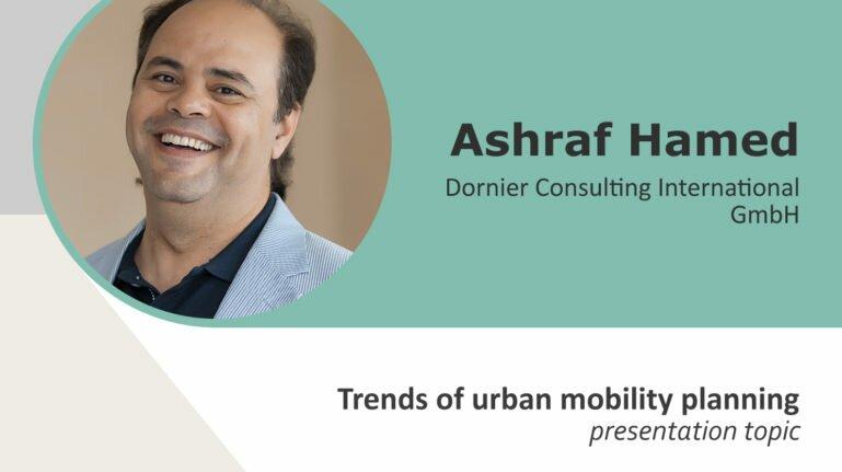 Veloforum 2017 speakers. Ashraf Hamed